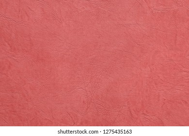 Backgrounds and textures. Light burgundy leather background.