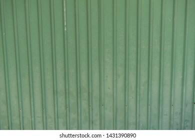 Backgrounds Textures Metal sheet roof  green