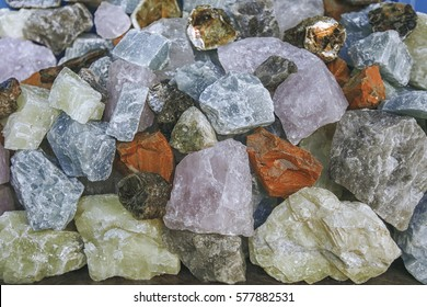 Backgrounds and textures, nature concept - rocks and minerals.
