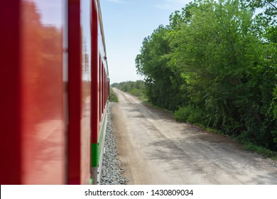 Backgrounds Textures Train in Thailand