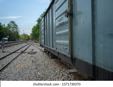 Backgrounds Train bogie carry