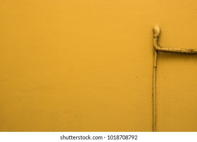 Backgrounds Yellow Wall