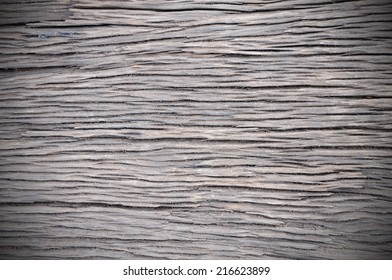 Backgrund texture of sleeper wood.