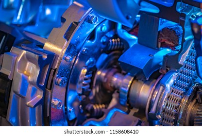 Backlash Gear Machine