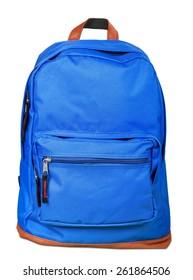 Backpack, bag, school.