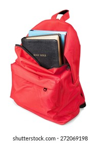 Backpack, Bible, Book Bag.