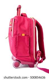 backpack on wheels