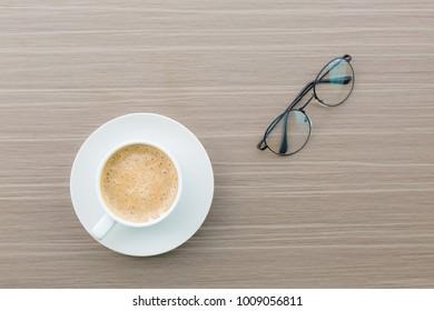 backrgound coffe brake