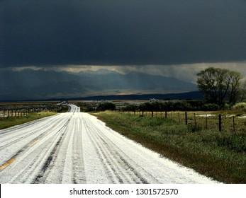 Backroads Montana Bridger Mountains