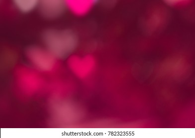 backround of pink hearts on the valentane's day