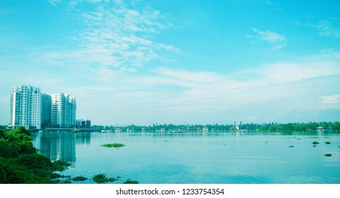 backwaters cochin Kerala