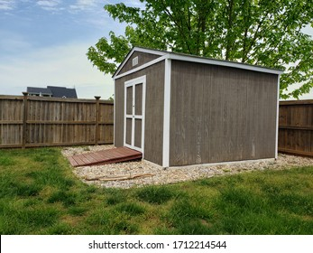 Backyard Garden Shed or Tool Shed