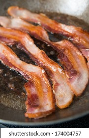 Bacon on Skillet