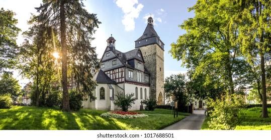 Bad Camberg, Taunus, Germany