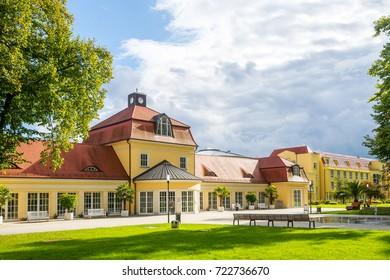 Bad Hersfeld, Health Resort House