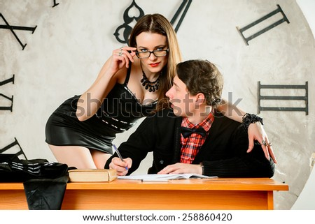 Teacher Sexy With Student