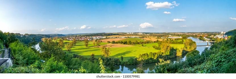Bad Wimpfen, Landscape, Germany