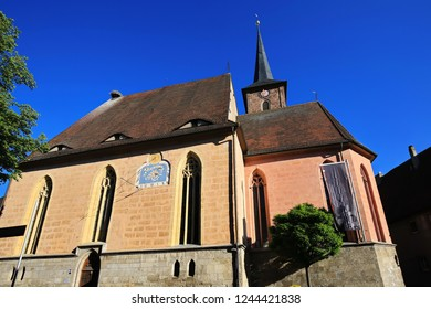 Bad Windsheim a city in Bavaria, Germany, with many historical attractions