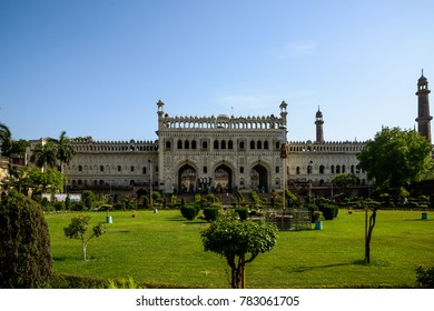 Bada Imamabada is a shrine Built by Muslim kings in Lucknow, India in year 1784.