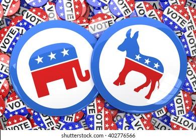 Badge against badges vote