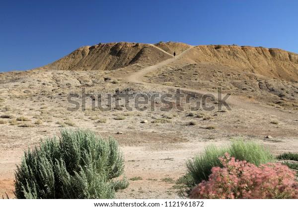 Badlands National park in USA