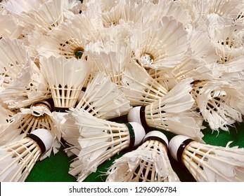 badminton shuttlecock sports