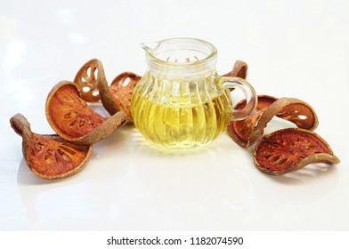 bael fruit oil with bael fruit