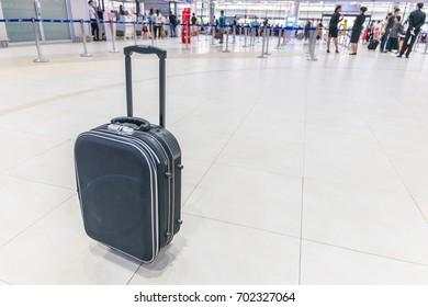 the bag luggage