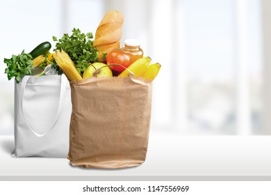 Bag with Vegetable
