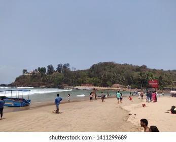 Baga Beach Goa Images, Stock Photos & Vectors | Shutterstock