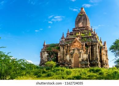 Bagan, Myanmar Pagodas (Temples)