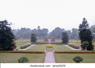 Bagh e Jinnah (Park), Lahore, Pakistan on 3rd January 2017