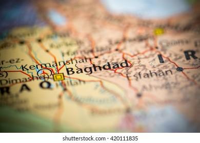 Baghdad. Iraq
