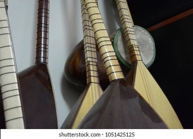 Baglama, saz Folk Music Instrument