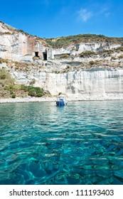 Bagno Vecchio, Ponza