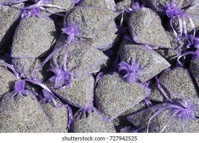 Bags Of Lavender In Provence France
