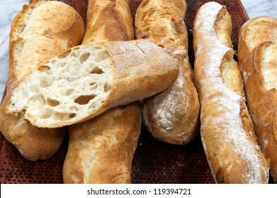 Baguette, French bread