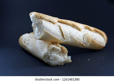 The baguette, in Germany also white bread, white Parisian bread or simply Parisian, in Switzerland also Parisette, is an elongated, crispy white bread of French origin.