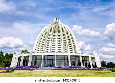 Bahai Temple - House of worship Hofheim am Taunus - Langenhain, Germany
