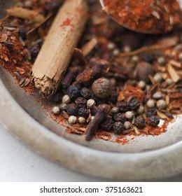 Baharat - spice mixture