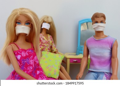 Barbie Bedroom High Res Stock Images Shutterstock