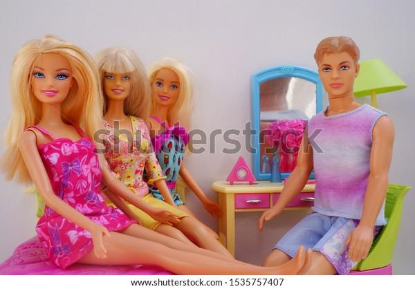 Bahia Brazil October 18 2019 Barbie Stock Photo Edit Now 1535757407