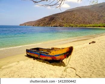 Bahia Concha beach, Tayrona Park, Colombia