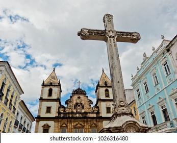 Bahia, Pelourinho, Barroco
