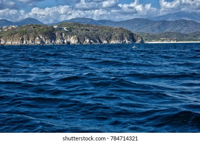 bahias de huatulco, pacific ocean, oaxaca