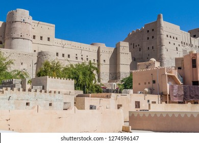 Bahla Fort in Oman