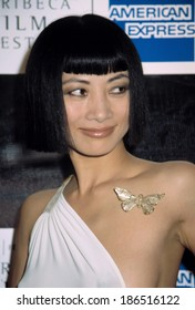 Bai Ling at the opening night of the Tribeca Film Festival, NY 5/6/2003