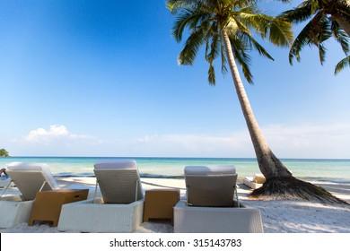 Bai Sao Beach, Phu Quoc Island, Vietnam.