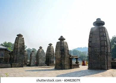 Baijnath Temple at Kasauli in Uttarakhand