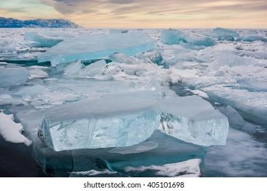 Baikal Ice